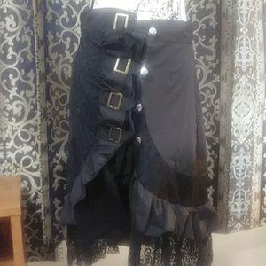 Dresses & Skirts - 🔥Hot Goth Steampunk Skirt 🔥